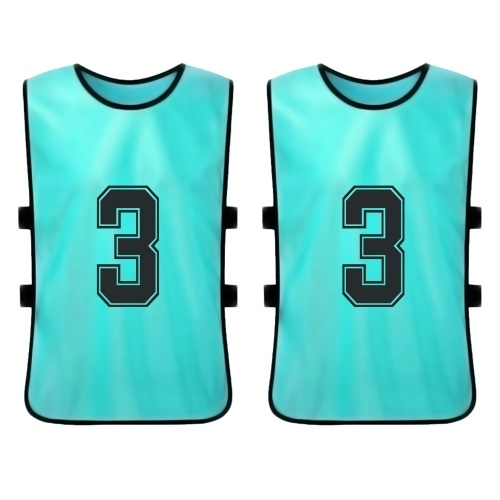Soccer Team Training Bibs Practice Sports Vest