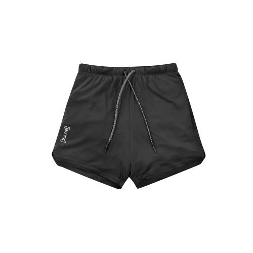 Pantaloncini da palestra da corsa per allenamento da uomo