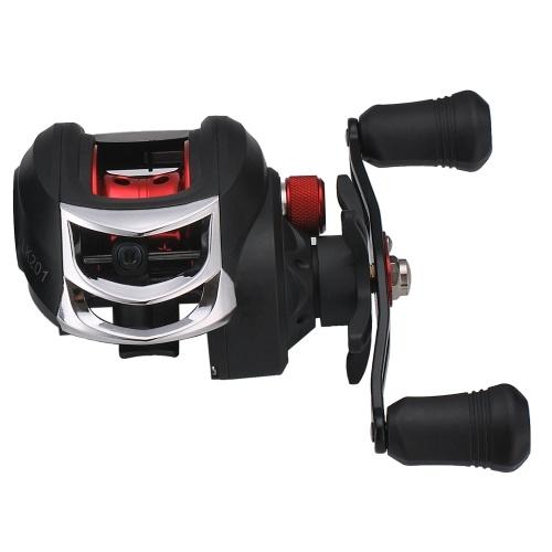 Lightweight High Speed 7.1:1 Gear Ratio Baitcast Fishing Reel