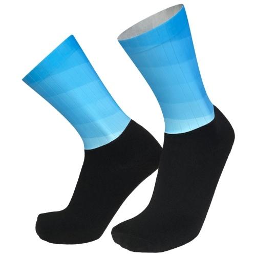 Men Women Gradient Color Socks Image