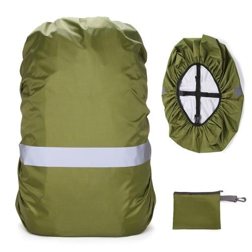 Чехол для рюкзака с отражающей полосой фото