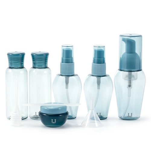 Travel Size Toiletry Bottles Set