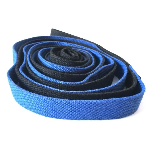 Yoga Daisy Chains Multi-loop Yoga Strap Banda de alongamento não elástico