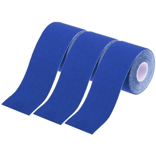 3 Packungen 5m Athletic Muscle Bandage Therapeutische Sportbänder Knie Schulter Ellenbogen