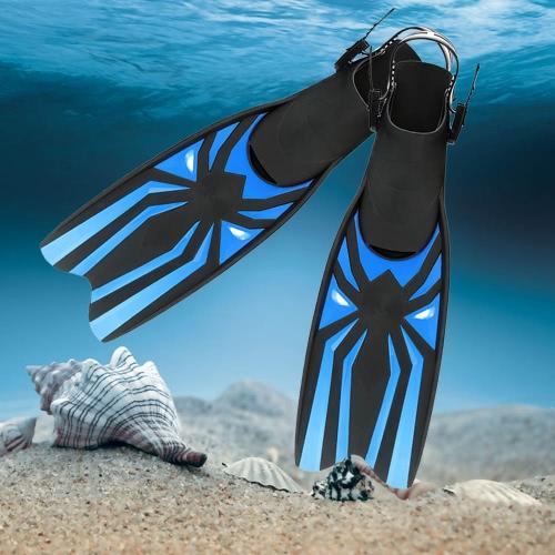 Lixada подводное плавание ногу флиппер Дайвинг длинные плавники плавание оборудования