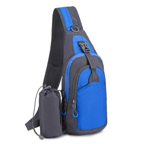 7L Sling Bag Women Men Shoulder Backpack Chest Pack Causal Crossbody Bag Image