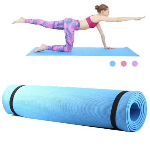 6mm Thick EVA Foam Yoga Mat