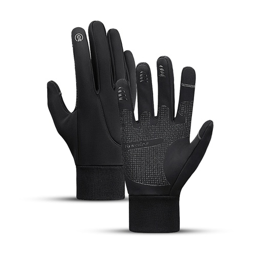 Gloves Hand Warmer Gloves Sensitive Screen Touching/ Waterproof/ Anti-slip/ Elastic Sleeve Design for Outdoor Activities Climbing Fishing Skiing Hiking Cycling Gift Present