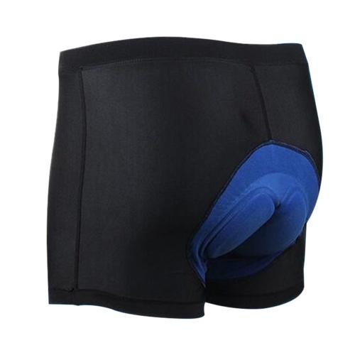 Shorts de ciclismo masculino acolchoados de BTT para bicicleta e de bicicleta Shorts respiráveis de secagem rápida e extensíveis