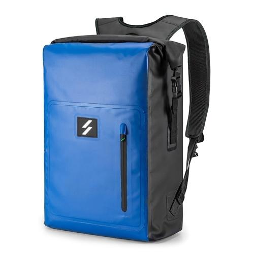25L PVC-Rucksack mit großer Kapazität