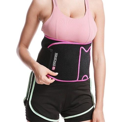 Waist Trimmer Belt Waist Trainer Belt Waist Support Belt Exercise Equipment
