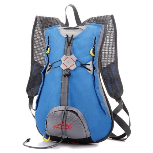 20L Bicycle Backpack Waterproof Mountaineering Backpack Outdoor Breathable Shoulder Bag for Men Women