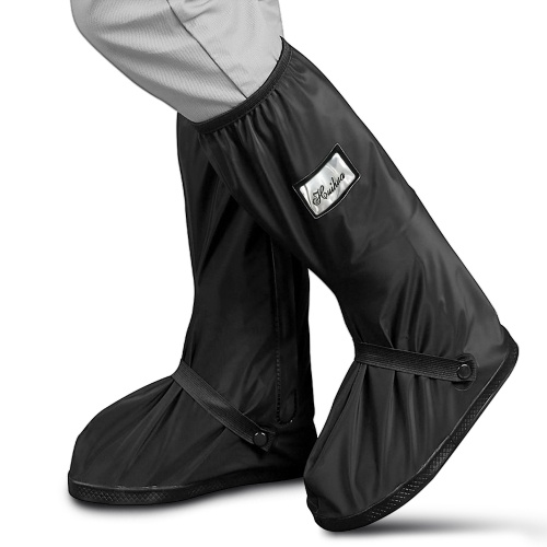 Shoe Covers Outdoor Waterproof Shoes Rainy Day Boots Covers Anti-Slip Cycling   Overshoes