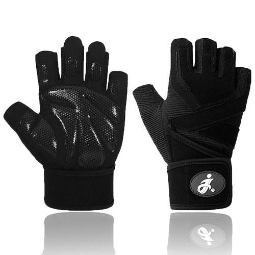 Перчатки для тренировок Дышащие перчатки для тяжелой атлетики Перчатки для тренировок и фитнеса