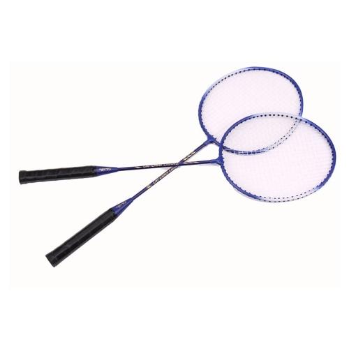 Профессиональная ракетка для бадминтона, струнная ракетка, атакующая одиночная ракетка, ракетка для бадминтона, 2 предмета, набор мешков для бадминтона