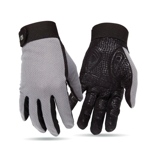 Men's Breathable Full Finger Cycling Gloves Touch Screen Gloves