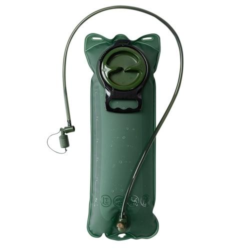 Hydration Bladder TPU Water Bladder Storage Bag Water Reservoir Leakproof Large Capacity Hiking Cycling Outdoor Water Bag
