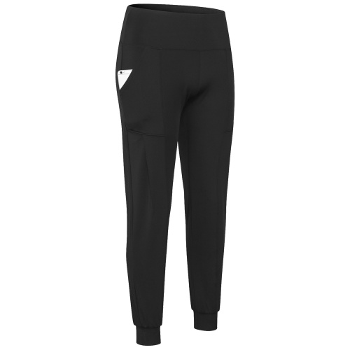 Women Yoga Pants Quick-Dry Sports Pants Workout Leggings Fitness Pants with Pocket
