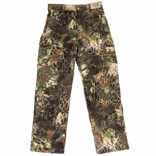 Uomini pantaloni Outdoor escursionismo & campeggio pantalone impermeabile antivento termico combattere all'aperto pantaloni