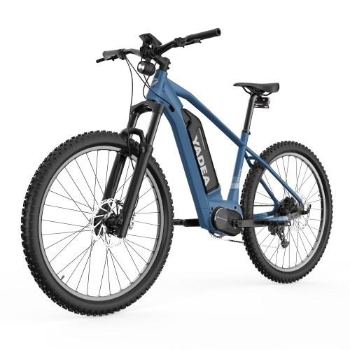 YADEA YS500 27,5-дюймовый электрический горный / туристический велосипед