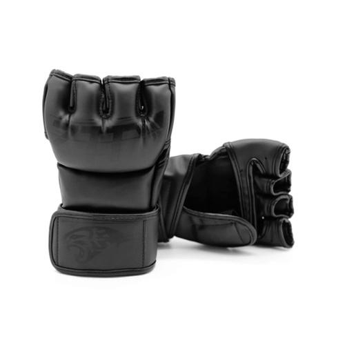 MMA Handschuhe für Männer Frauen Kickboxhandschuhe Boxhandschuhe mit Open Palm Boxsack Handschuhe zum Boxen Kickboxen Sparring Muay Thai