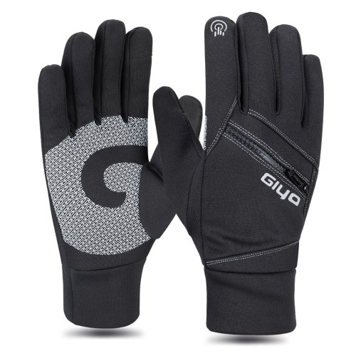 Winter Cycling Gloves Women Men Touchscreen Warm Gloves for Motorcycling Snowboarding Skiing Outdoor Sports