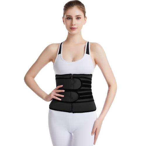 Espartilho de cinto para treino de cintura para mulheres emagrecimento corpo cinto para emagrecimento barriga cincher cincher