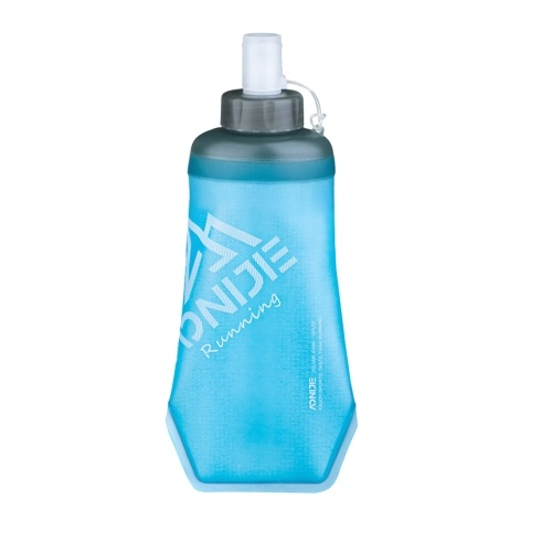 420ml Sports Water Bladder with EVA Insulated Coating TPU Drinking Bag Portable Soft Folding Insulating Water Bladder Image