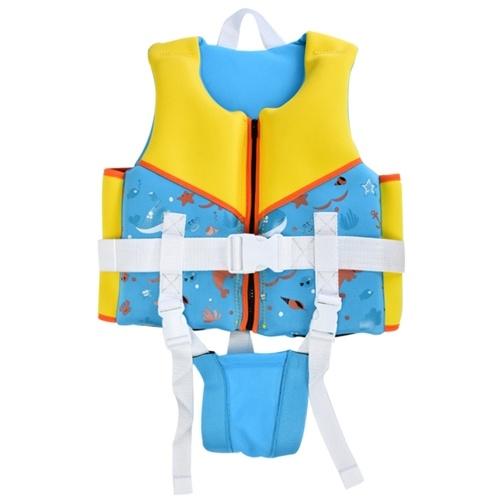 Kinder Schwimmweste Kinder Schwimmen Schwimmweste Jungen Grils Reißverschluss Schwimmweste Für Wassersport Surfen Schwimmen
