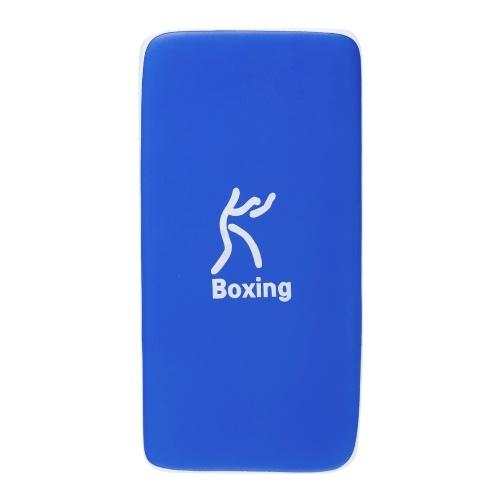 Almofada de chute de taekwondo Almofada de boxe Couro PU MMA Muay Thai Arte marcial Kickboxing Escudo de soco