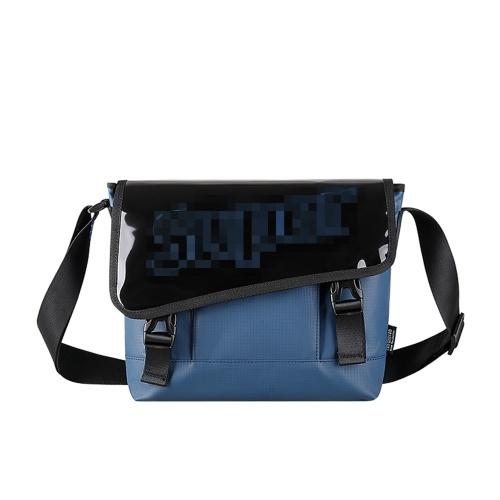 MARK RYDEN Single Shoulder Bag Umhängetasche für Herren Mode Casual Sports Wasserdichte Tasche
