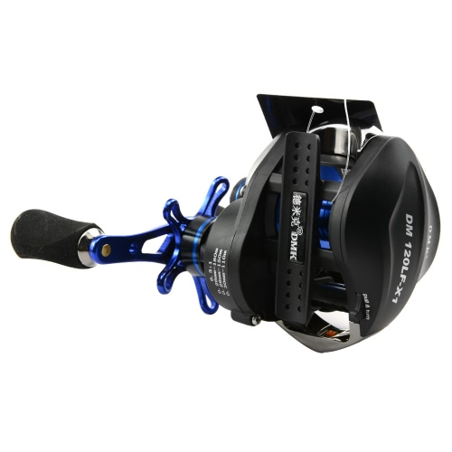 13 b + RB 6.3: 1 Links/rechts Hand baitcast Fishing Reel Zentrifugal-Bremse
