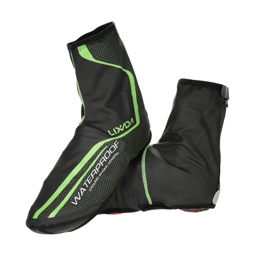 Lixada all'aperto Sport Ciclismo biciclette Shoe Covers Thermal MTB Mountain Bike impermeabile antivento Overshoes Protector