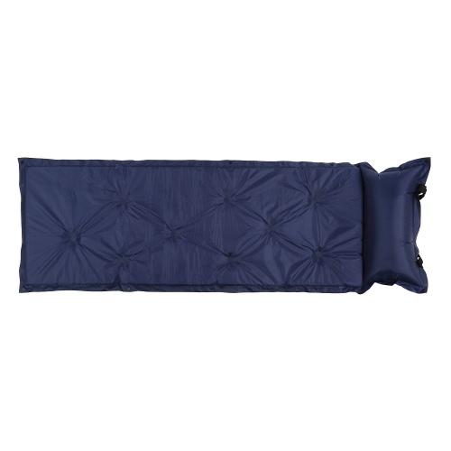 TOMSHOO Открытый кемпинга Толстые Автоматический Надувной матрас самонадувающийся Палатка Мат Пикник Мат с подушкой