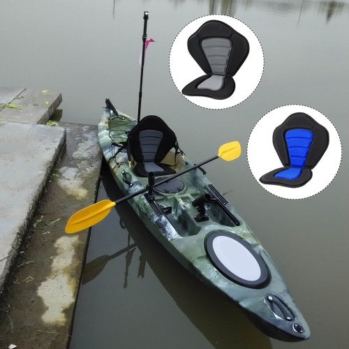 Deluxe Padded Kayak / Boat Seat Soft and Antiskid Padded Base фото