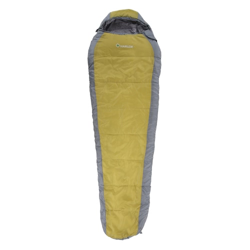Double Layer Compression Sleeping Bag Cool-weather Camping Outdoor