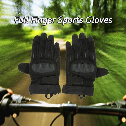 ペイントボール狩猟乗馬オートバイシューティングハードナックルタクティカルグローブフルフィンガースポーツ