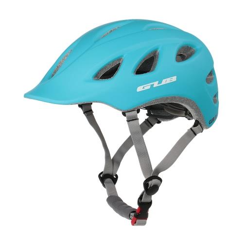 GUB casco de la bicicleta Casco protector ultra-ligero integrado en el molde del casco de ciclismo Trail