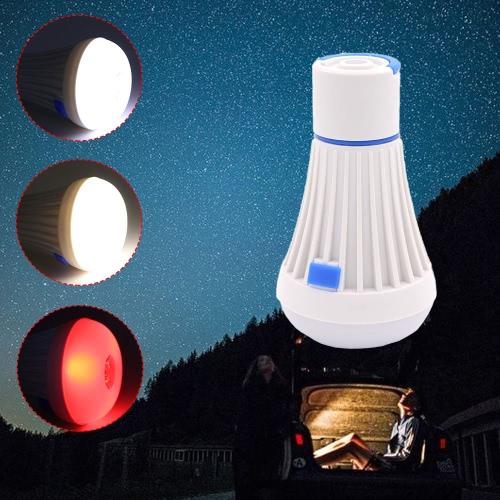 4 Modos de Luz Camping tenda ao ar livre portátil Magnetic LED Camping lanterna luz lâmpada de lanterna interior Início