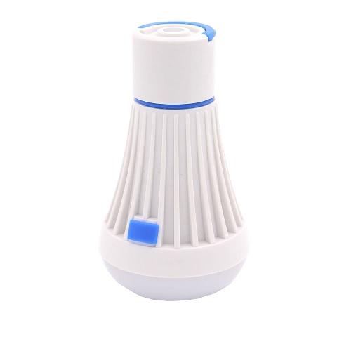 4 modos de tienda de campaña al aire libre ligero portátil magnética LED de luz de camping Linterna bombilla de una linterna cubierta Inicio