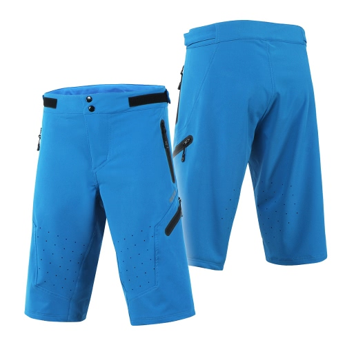 Arsuxeo Outdoor Sports Cycling Shorts Men's Running Shorts Quick Dry Marathon Training Fitness Running Trunks Image