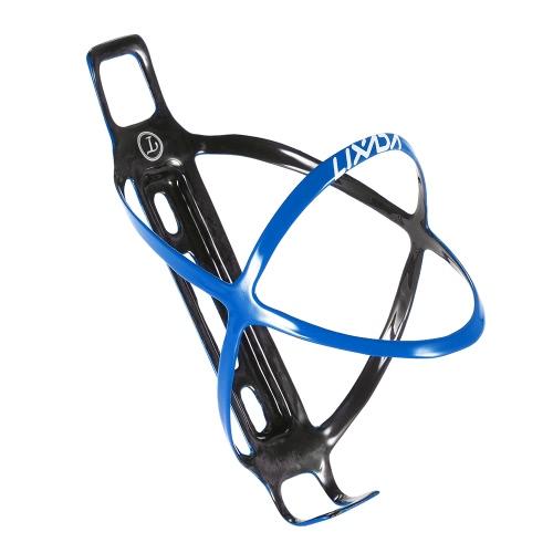 Lixada 2pcs leichte Flasche Cage Carbon Fiber Wasserflasche Cage MTB Flaschenhalter Road Bike Wasserflasche Halterung