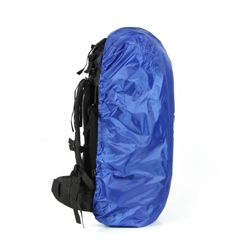 Copertura impermeabile Copertura di pioggia portatile dello zaino della copertura Copertura esterna della polvere Corsa esterna di viaggio Campeggiare l'alpinismo per lo zaino di 30-50L
