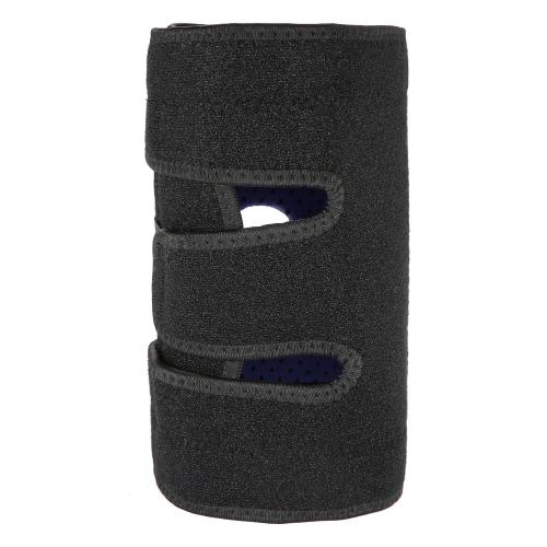 1 PCS Protezione della ginocchio gonfiabile del ginocchio Protezione del ginocchio regolabile del ginocchio del supporto ginocchio
