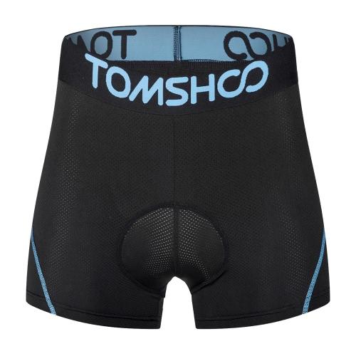 TOMSHOO Bike Riding Radfahren Shorts Unterhose