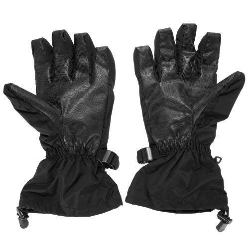 Outdoor Winter Warme Ski Handschuhe Winddicht Thermische Warme Handschuhe Radfahren Snowboard Schnee Handschuhe für Männer Frauen