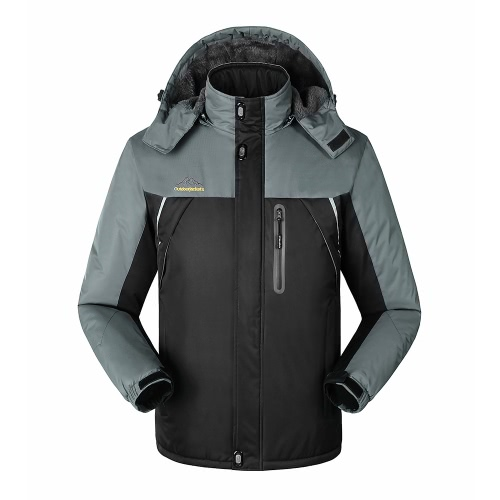 FH-1588 Men's Windproof Fleece Winter Outdoor Sport Jacket