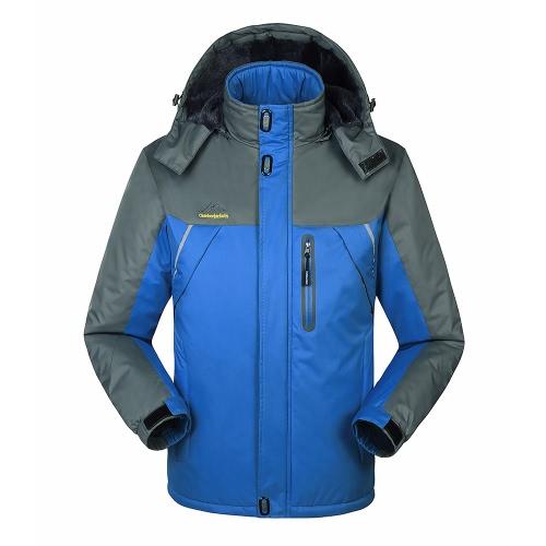 Giacca da sport invernale invernale Fleece antivento uomo FH-1588