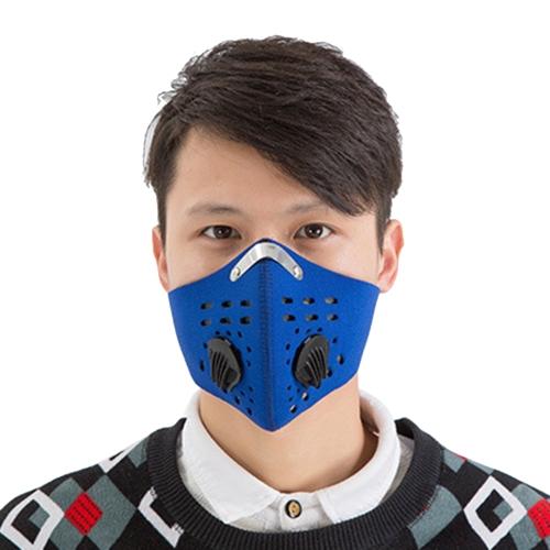 Maschera di riciclaggio Maschera di faccia della bicicletta della bici Maschere di prova fredda del vento maschera di protezione esterna di sport