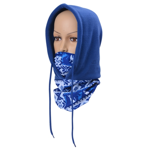 Winter Fleece Warm Hat Motorcycle Windproof Face Mask